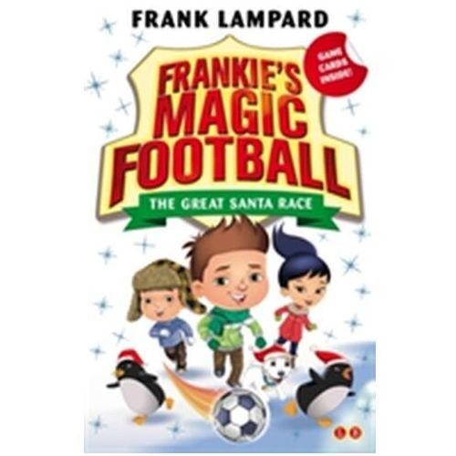 Frankie's Magic Football: The Great Santa Race (9780349132099)