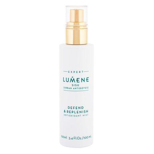 Lumene sisu defend & replenish antioxidant mist - antyoksydacyjna mgiełka do twarzy 100 ml