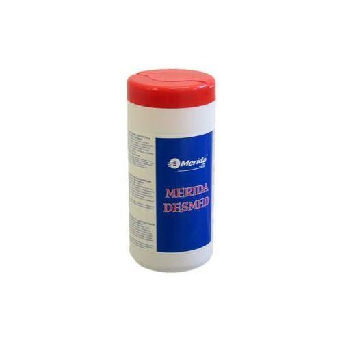 Merida Nasączone ściereczki do czyszczenia i dezynfekcji powierzchni desmed