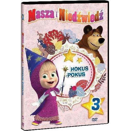 Masza i niedźwiedź. część 3 marki Animaccord