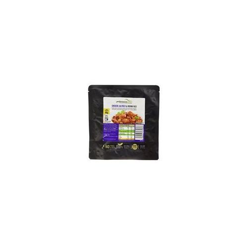 chicken jalfrezi & brown rice 350g marki Performance meals