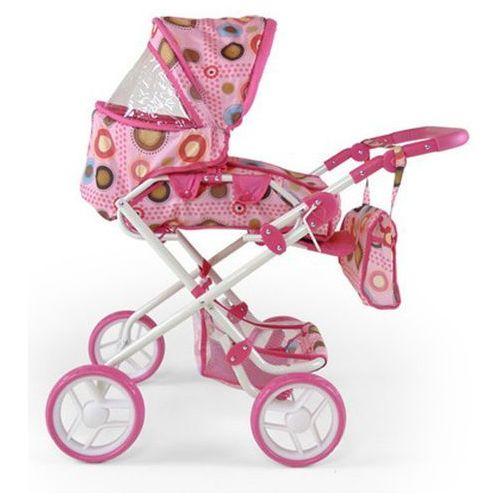Milly Mally MILLY MALLY Wózek dla lalek Paulina brąz - oferta [0578d24363afa4bb]