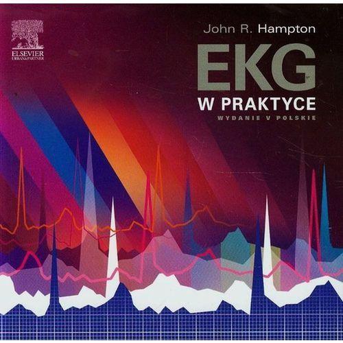 EKG w praktyce Wydanie II, Elsevier Urban & Partner