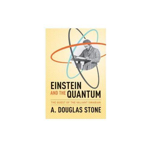 Einstein And The Quantum (344 str.)