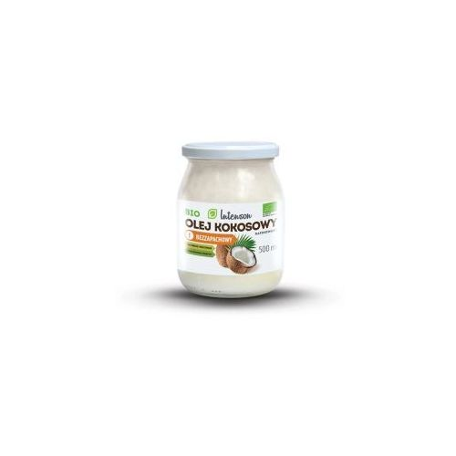 olej kokosowy rafinowany - 500ml 02/2018 marki Intenson