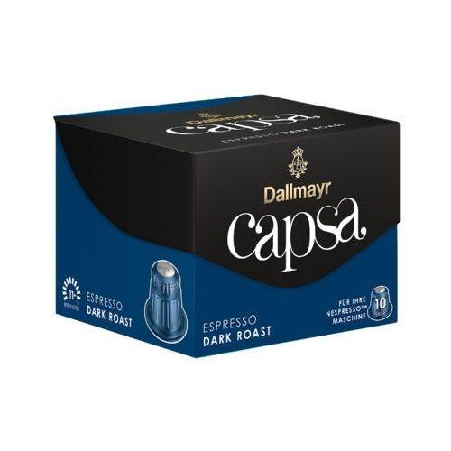 DALLMAYR CAPSA 10szt Espresso Dark Roast kawa w kapsułkach