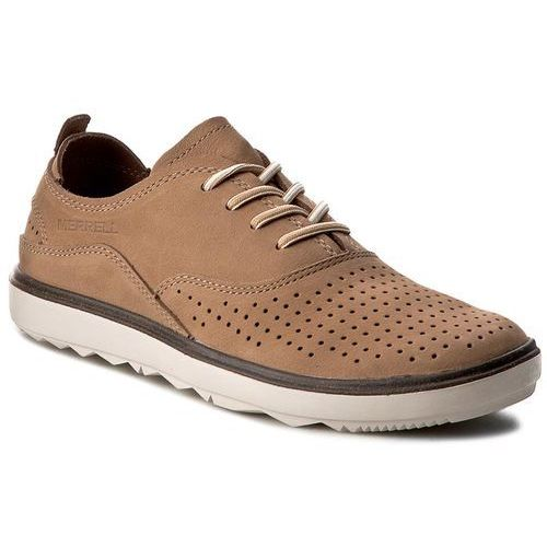 Półbuty MERRELL - Around Town Lace Air J03694 Tan