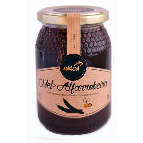 Apisland Portugalski miód z drzewa chleba świętojańskiego 500g