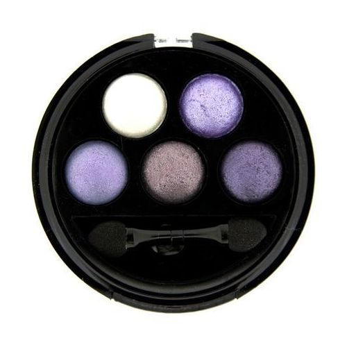 Makeup Revolution 5 Baked Eyeshadows Electric Dreams - wypiekane cienie do oczu