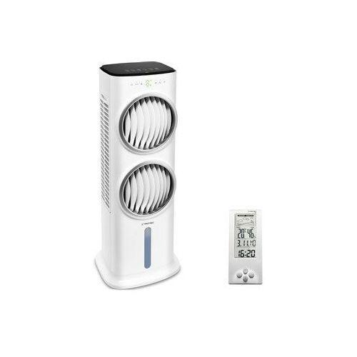 Aircooler, klimatyzer, nawilżacz powietrza PAE 45 + Termohigrometr stacja pogodowa BZ06