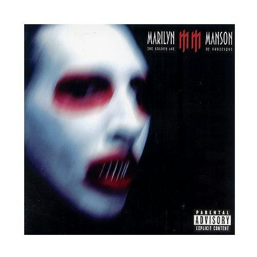 Marilyn Manson - THE GOLDEN AGE OF GROTESQUE (0602498000656)