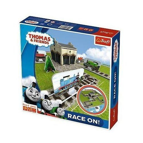 Race on thomas & friends marki Trefl