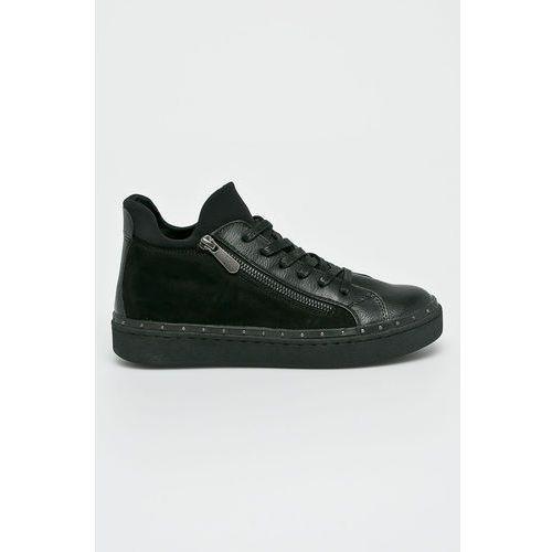 36cdc5492 Marco tozzi - buty 199,90 zł Buty z serii Marco Tozzi. Model wytwarzany z  połączenia materiału tekstylnego i syntetycznego.