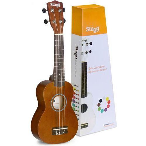 Stagg us-nat - ukulele sopranowe