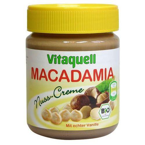 Vitaquell Masło z orzechów macadamia bio 250g -