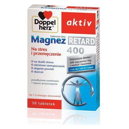 Tabletki DOPPELHERZ Magnez Retard 400 x 30 tabletek