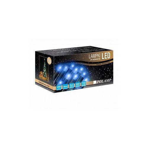 Lampki choinkowe LED wewnętrzne niebieskie., marki Polux do zakupu w Ekotechnik24.pl