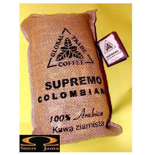 Kawa GLOBAL COFFEE GROUP Supremo Colombiano 1000 g, 693