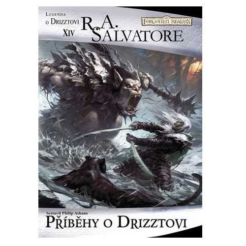 Příběhy o Drizztovi (9788073983314)