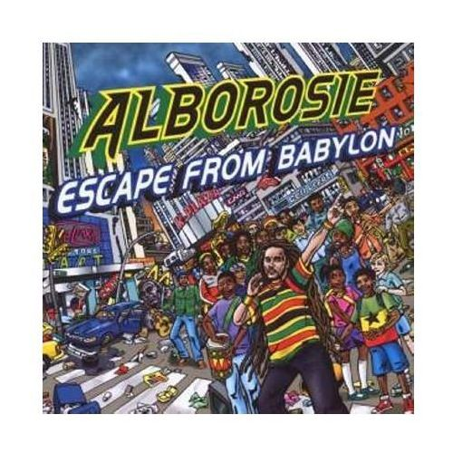 Alborosie - Escape From Babylon, 2039