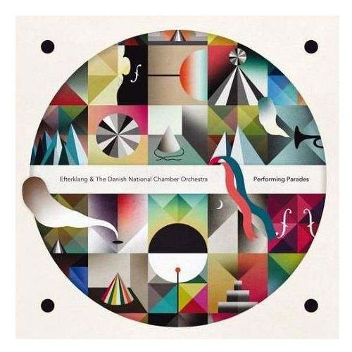 Performing Parades - Efterklang & The Danish National Chamber Orchestra (Płyta DVD) (0843190006915)