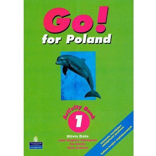 Go! for Poland 1. Język angielski. Activity Book. Szkoła podstawowa, oprawa broszurowa