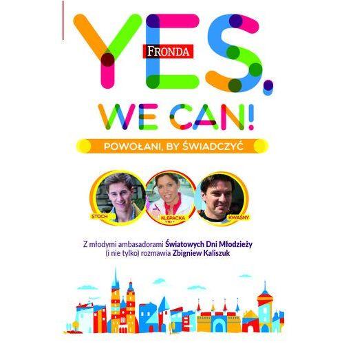 Yes, we can. Powołani, by świadczyć (256 str.)