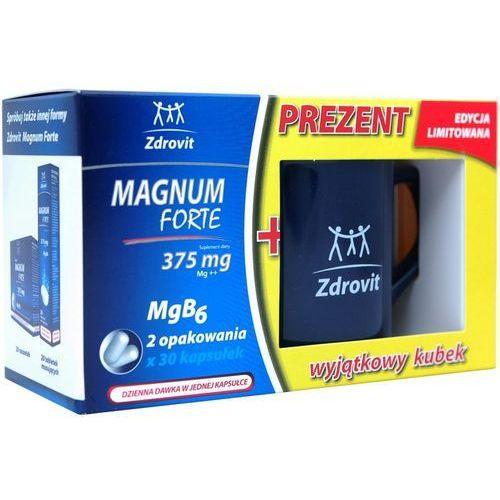 Zdrovit Magnum Forte, saszetki 30 szt + tabletki musujące 30 szt - oferta [0530d847830ff32c]