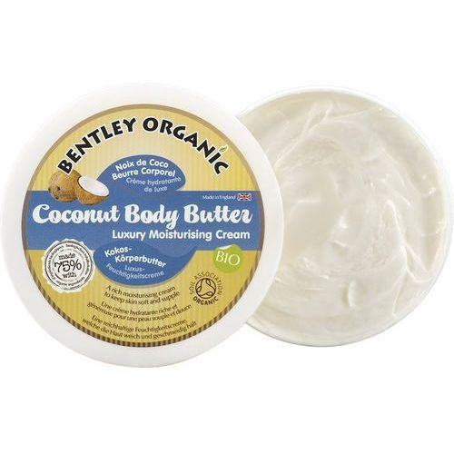 Bentley organic - - organiczne masło kokosowe do ciała zapobiegające powstawaniu rozstępów