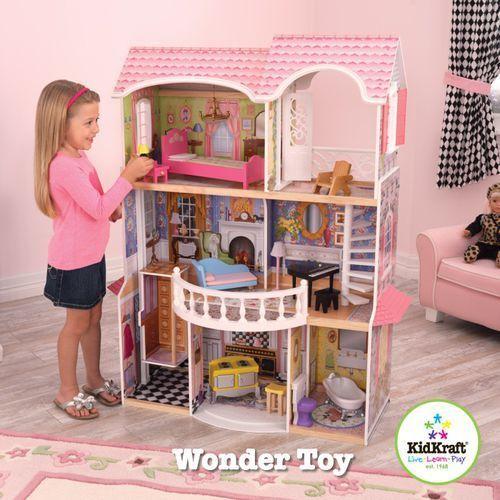 Rezydencja Magnolia Domek dla lalek KidKraft Wonder Toy (domek dla lalek) od wonder-toy.com