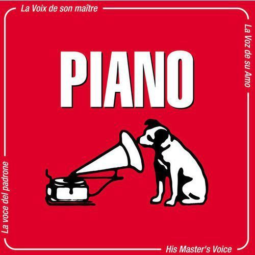 Warner music Nipper series: piano - różni wykonawcy (płyta cd) (0825646490103)