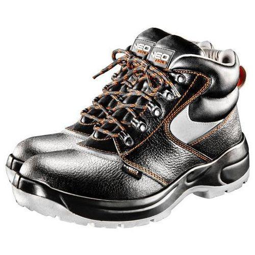 Trzewiki robocze NEO 82-022 skórzane (rozmiar 41) (obuwie robocze)