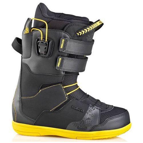 Buty snowboardowe - the brisse 5 pf black (9110) rozmiar: 45 marki Deeluxe