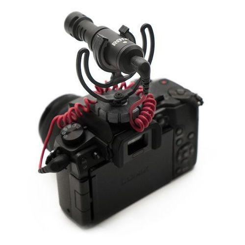 """Rode videomicro - mikrofon do kamery -5% na pierwsze zakupy z kodem """"start""""!"""