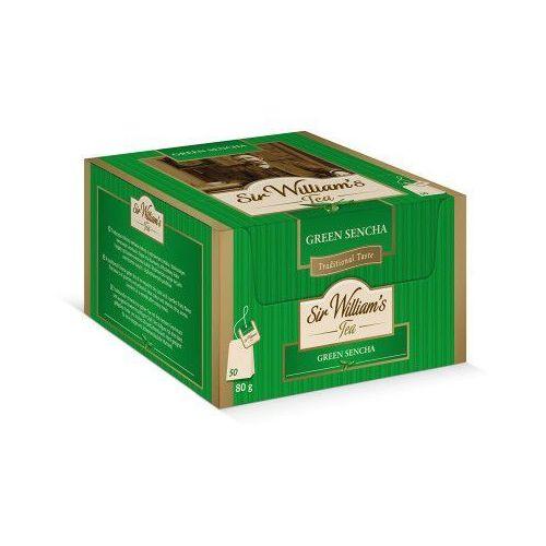 Herbata sir william's tea green sencha marki Sir williams