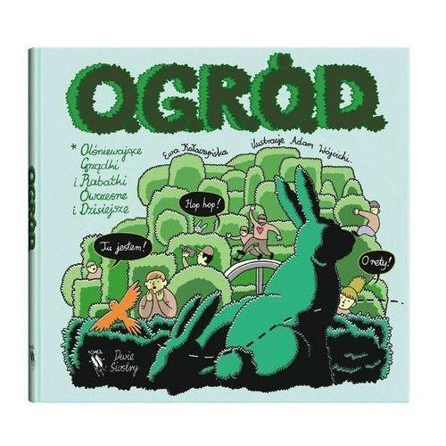 Książka O.G.R.Ó.D, Ewa Kołaczyńska