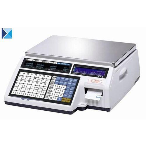 Waga etykietująca CAS CL 5500 D 15, WagaetykietującaCASCL5500D15