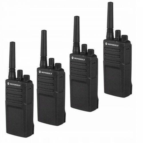 Motorola 4 x radiotelefon krótkofalówka pmr xt420