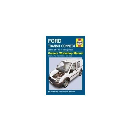 Ford Transit Connect Service and Repair Manual (9780857339973)