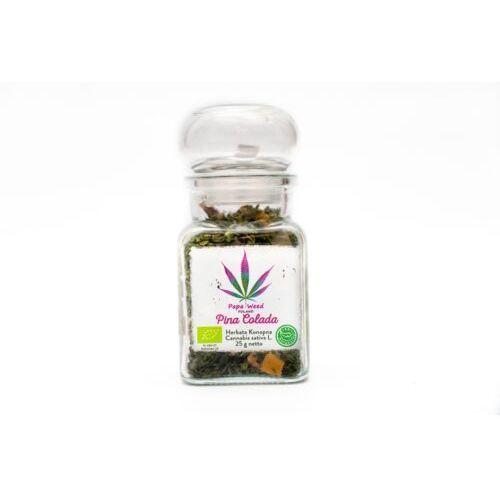 "Papaweed Herbata konopna ""pina colada"""