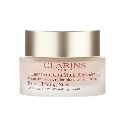 extra firming neck anti-wrinkle rejuvenating cream krem do dekoltu 50 ml dla kobiet marki Clarins