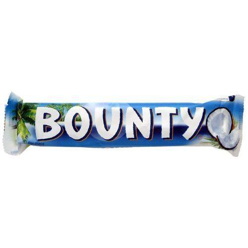 Mars Baton bounty z nadzieniem kokosowym oblany czekoladą 57 g (2 sztuki)