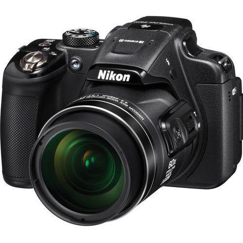 Nikon Coolpix P610, cyfrówka z wizjerem