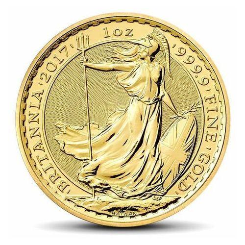The royal mint Britannia 1 uncja złota