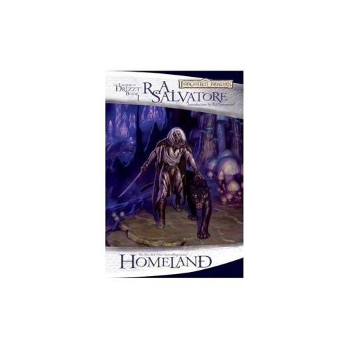 Homeland, Robert Salvatore