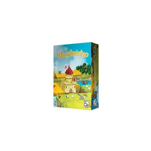 Kingdomino - poznań, hiperszybka wysyłka od 5,99zł! marki Games factory publishing