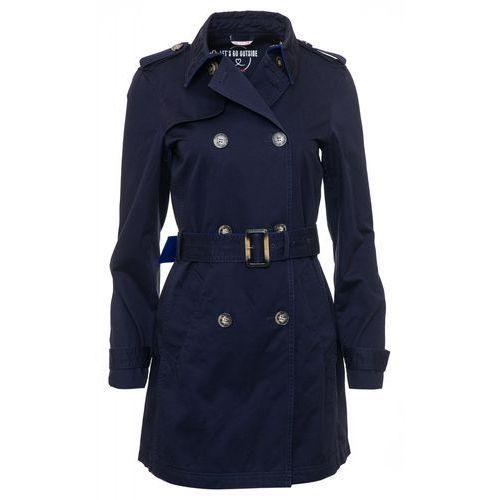 adabbc99fa Oliver damski płaszcz 44 ciemnoniebieski