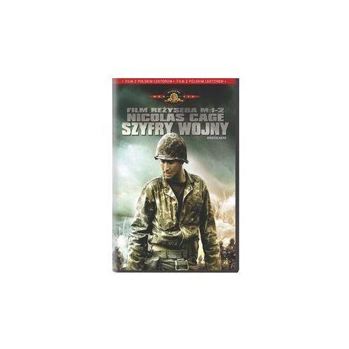 Szyfry wojny (DVD) - John Woo DARMOWA DOSTAWA KIOSK RUCHU