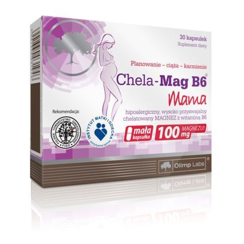 Kapsułki Olimp Chela-Mag B6 Mama - 30 kaps.