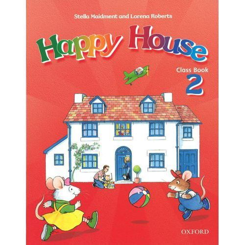 Happy House 2. Class Book (9780194318198)